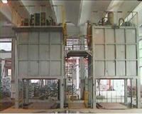 山东铝合金淬火炉,可倾式台车炉厂家