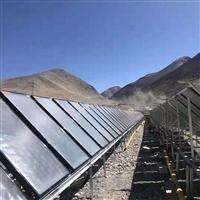 平板壁掛太陽能熱水工程 平板太陽能熱水工程 山東廠家直銷