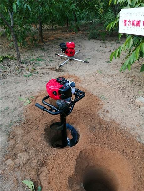 小型挖坑机爆款打折