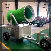 真實造雪機生產廠家 戶外大型造雪機 一體化服務