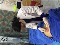 卢氏敷穴排毒疗法,人体净化肝胆排毒,中医疗法培训
