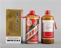 天津回收馬年茅臺酒價格表圖片