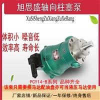 旭思盛 10PCY14-1B轴向柱塞泵 高压油泵 柱塞泵