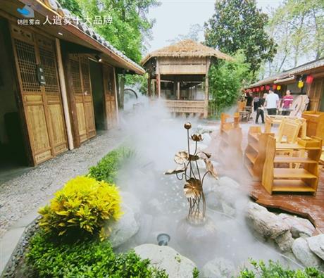 高压雾喷机