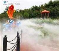 自贡市细水雾水雾景观直售