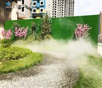 人造喷雾景观