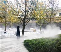 人工造雾景观公司