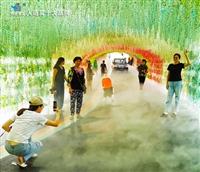 园林景观人造雾