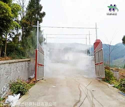内江市环保 消毒通道 厂家