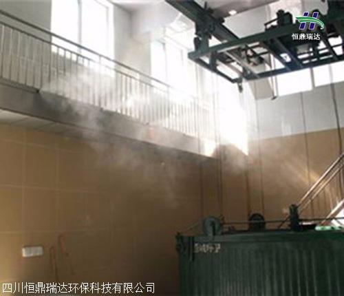 甘孜州 水雾化高压喷雾除臭 代理