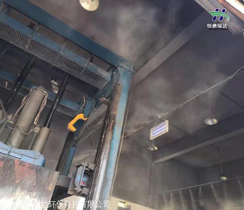 遂宁市安全 高压喷雾除臭 厂家