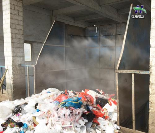 资阳市环保 垃圾站除臭 代理