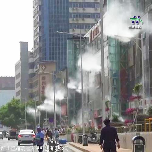 自贡市专业高压除尘喷雾供应商
