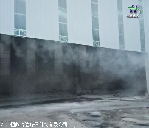 阿坝藏族羌族自治州高压粉尘治理 供应