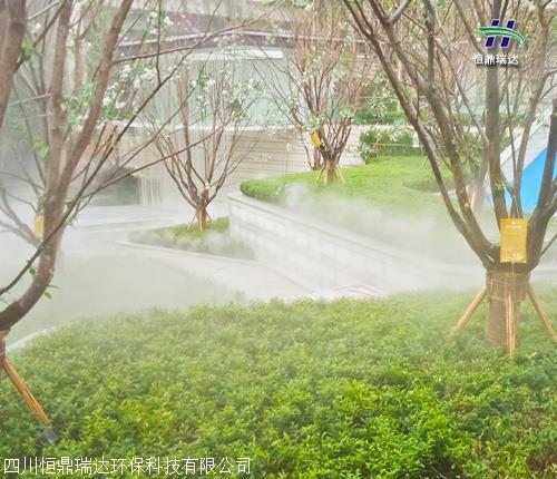 乐山市工业造雾设备供应