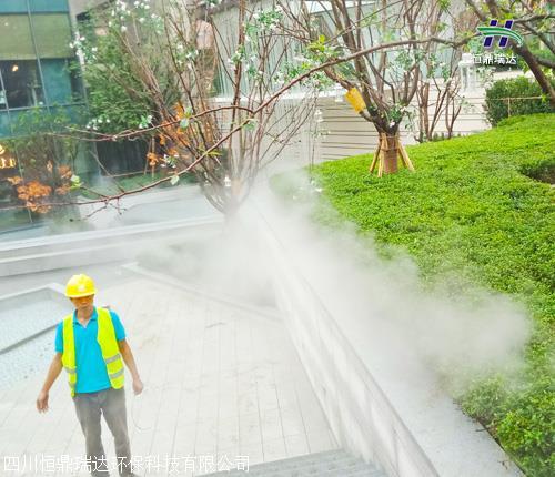 泸州市专业造雾设备方案