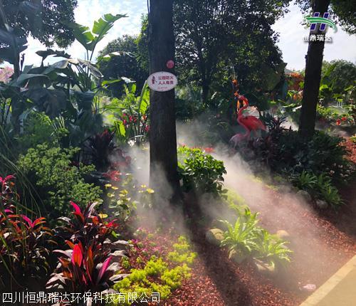 绵阳市高压造雾设备 设备
