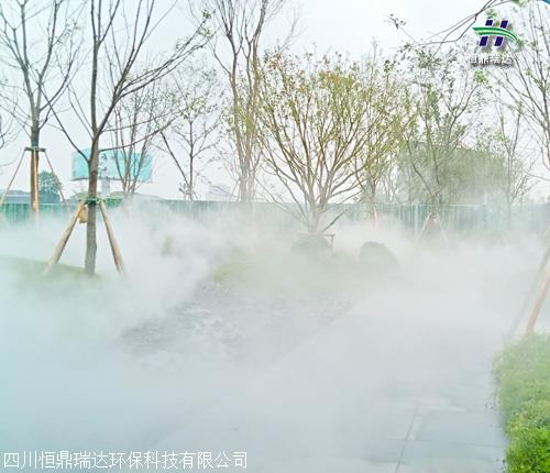 酒吧 人工雾造景喷雾机