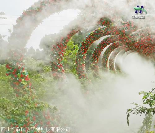 内江市 负氧离子造雾设备 供应