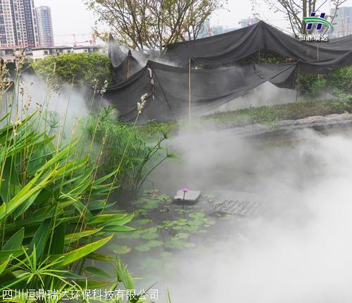 成都市室外造雾设备加盟