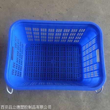 西安塑料食品筐塑料工具箱哪里有卖大图