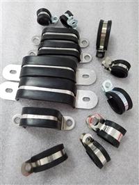批发龙南县化工厂3*28U型金属多管管夹固定电线电缆