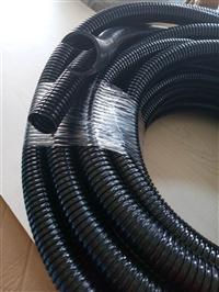 批发恩平AD18.7阻燃防水双层波纹管PA材质厂家