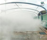 安康市雾森雾化系统 高压喷雾系统