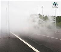 养猪场车辆消毒通道 高压喷雾设备