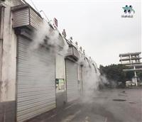 南充市喷雾除臭系列除臭喷雾主机