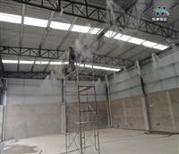 工程垃圾场除臭安装