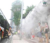 人造雾除霾厂家 雾森系统