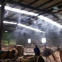 工厂人造雾降尘设施