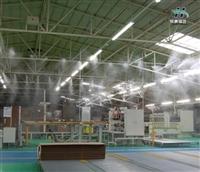 公共设施 厂房人造雾降温热博官网app机