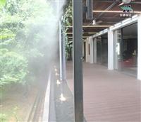 湘西州喷雾造雾设备 喷雾环保工程