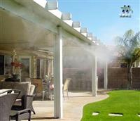 景点景区人造雾降温设备