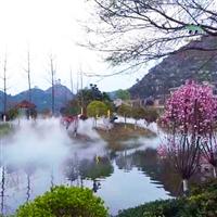 人造雾景观系统公司 恒鼎人工造雾计划