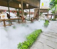 人工造雾造景喷雾造景