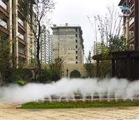 岳阳人造仙境 高压喷雾造景设备 雾喷诚信商家