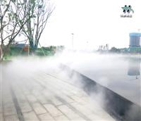 加气站 雾效景观喷雾机