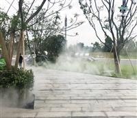 宜宾市细水雾造雾设备供应