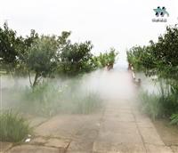 楼盘 喷雾布景厂家