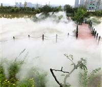加气站 景观雾效系统
