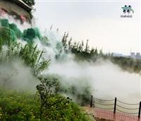 凉山彝族自治州造雾设备设计