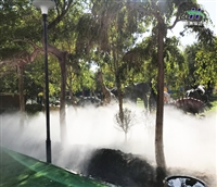 工业造雾设备供应