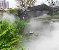 内江市多功能造雾设备施工