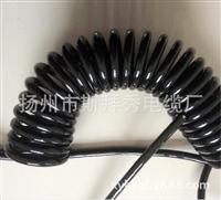 SC 吹灰枪弹性膨胀电缆 吹灰器rvut4芯2 平方2.5平方弹性电缆