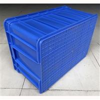 西安塑料餐具箱川字塑料托盤低價格