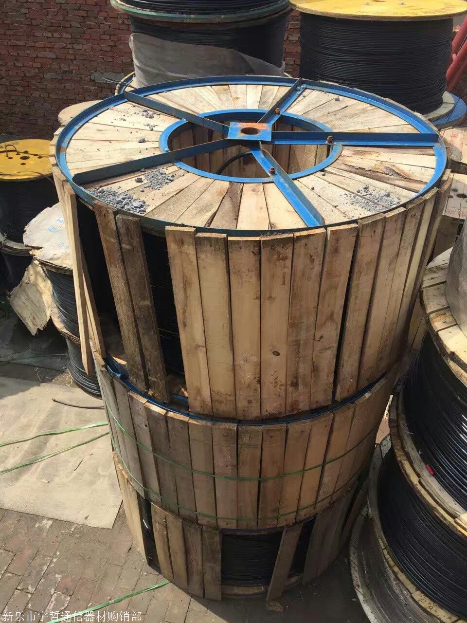 白城二手光缆回收 松原回收光缆 钢绞线