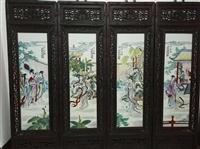 王大凡瓷板画哪里可以鉴定出手